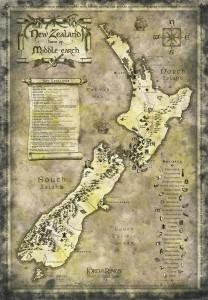 Zeland LOTR